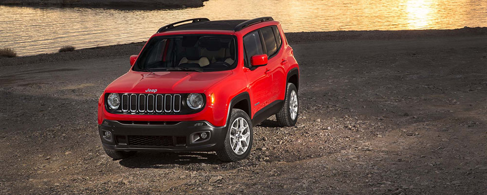 5 Fascinating Facts About the New 2015 Jeep Renegade