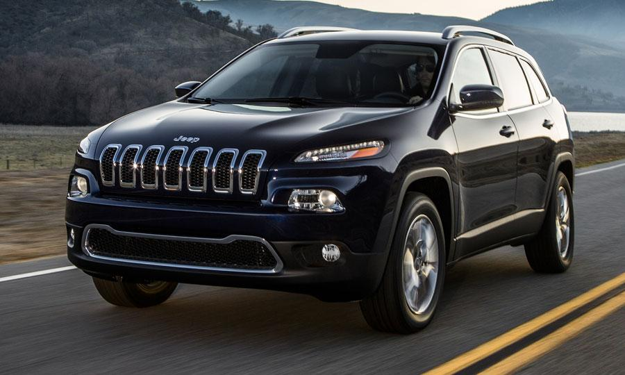 2015 Jeep Cherokee - Wild Side