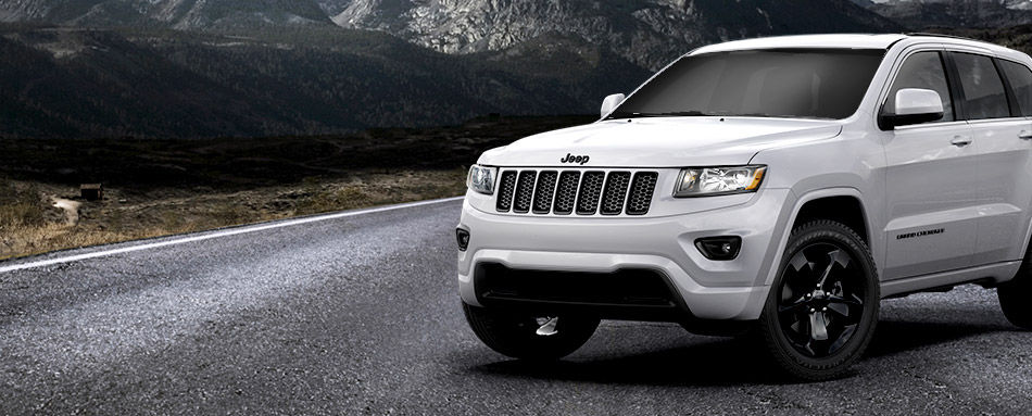 2015 Jeep Grand Cherokee - Go Big or Go Home