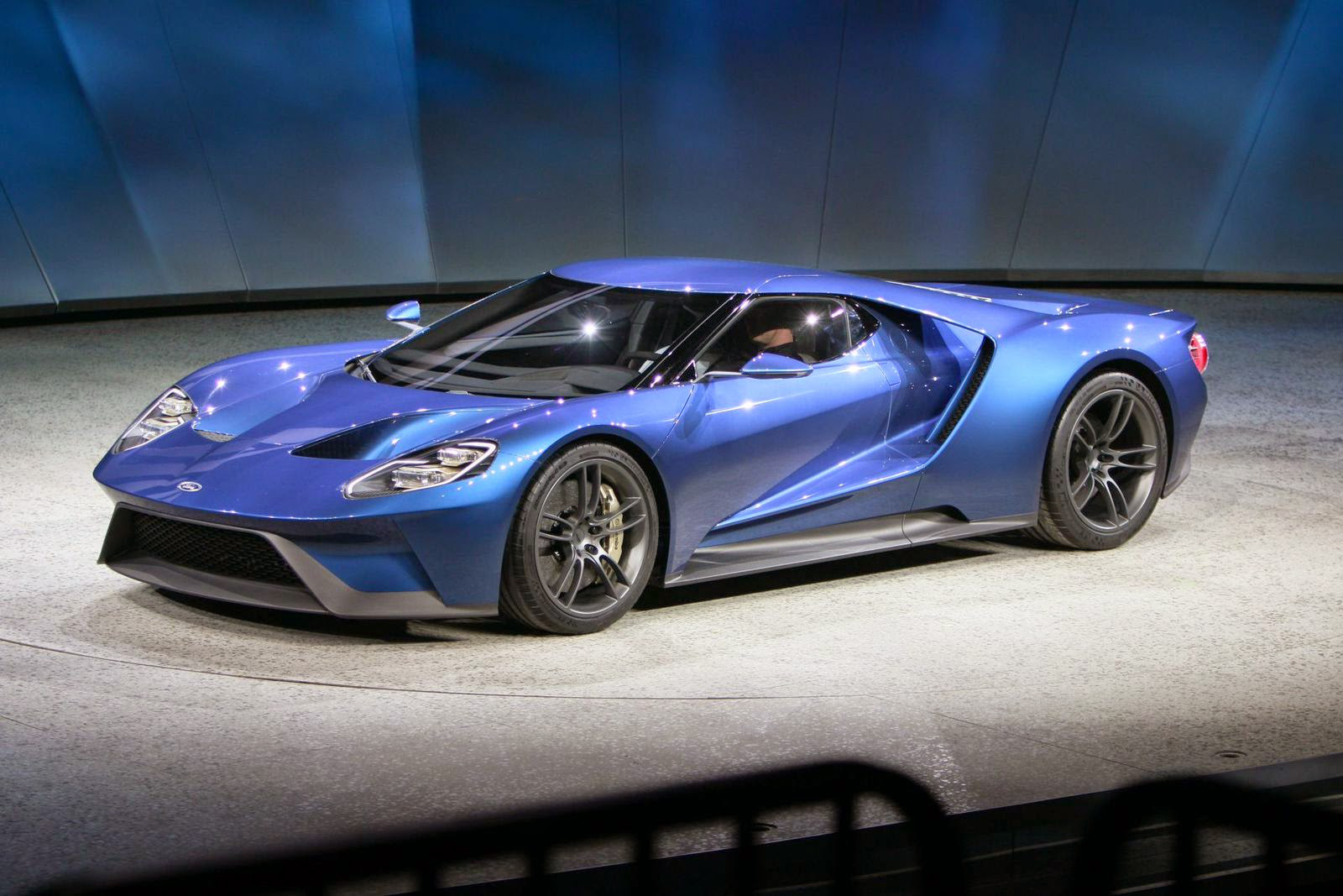 2017 Ford GT - NAIAS Detroit