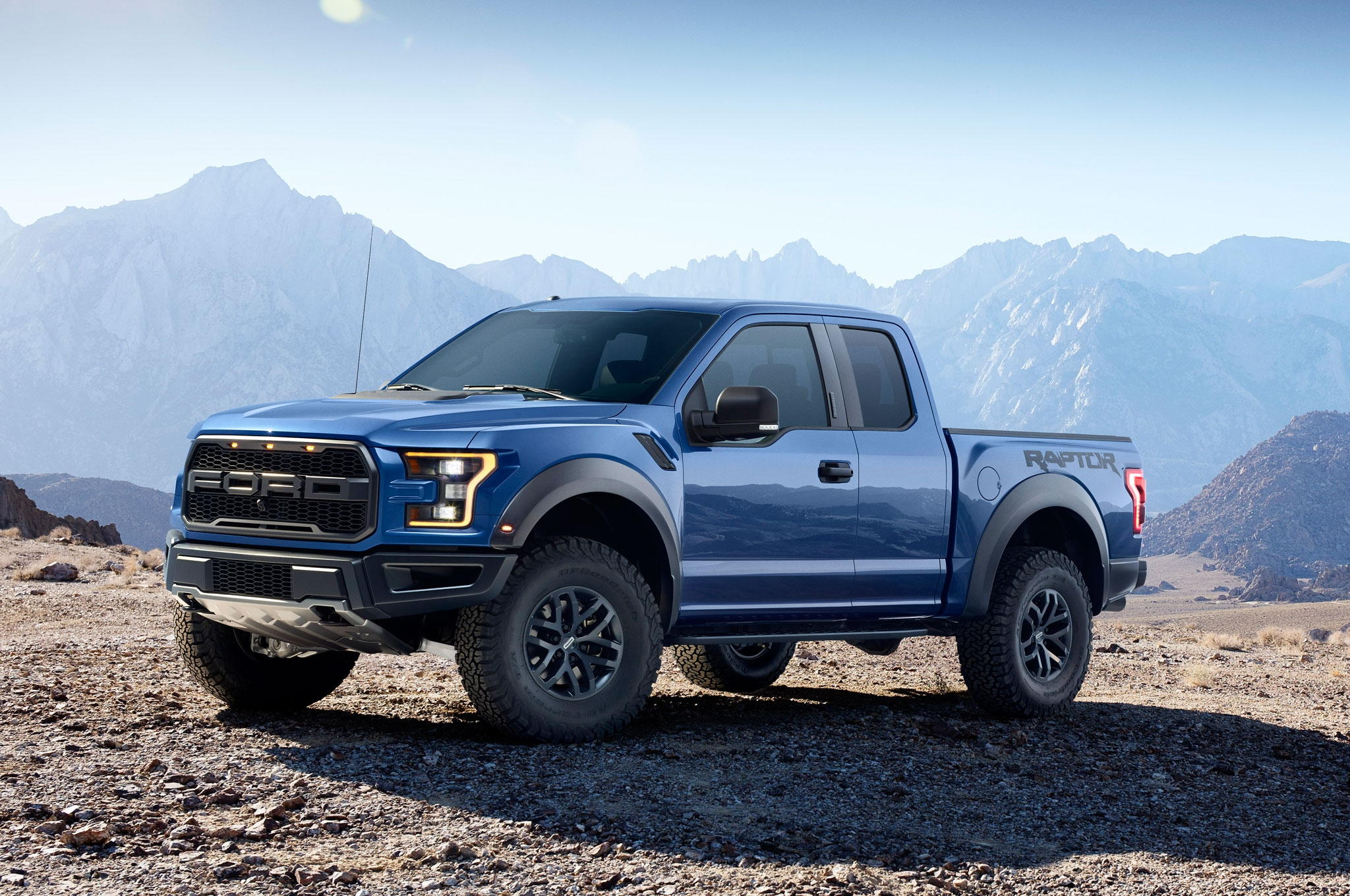 2017 Ford Raptor - Twin Turbo EcoBoost V6