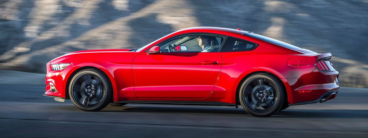 2015 Mustang Ecoboost Facts