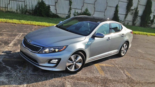 2014 Kia-Optima Hybrid - New Cars Clermont, FL