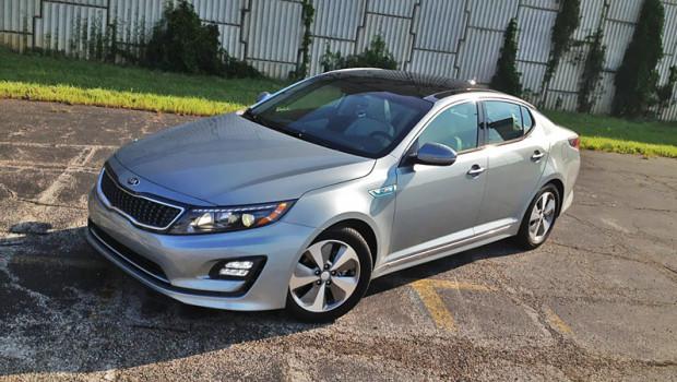 2014 Kia-Optima Hybrid - New Cars Clermont, FL
