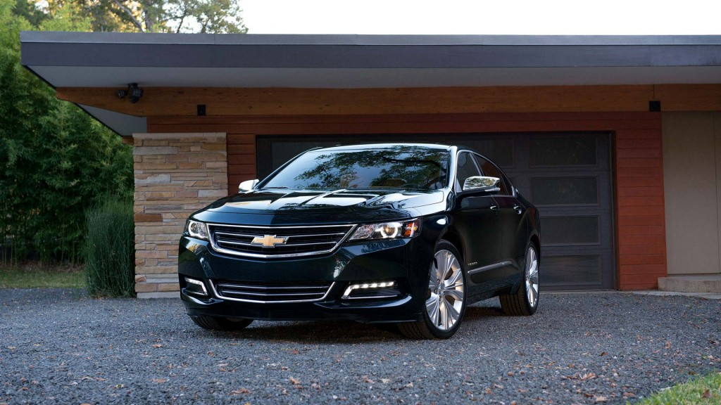 2015 Chevy Impala - New Cars Sanford FL