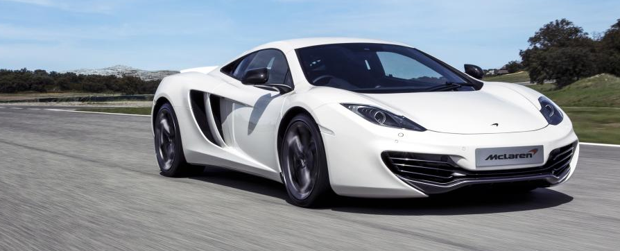 McLaren MP4-12C Discontinued