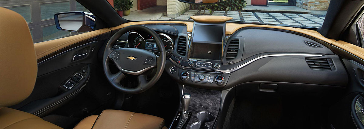 2015 Chevrolet Impala - Interior Comfort