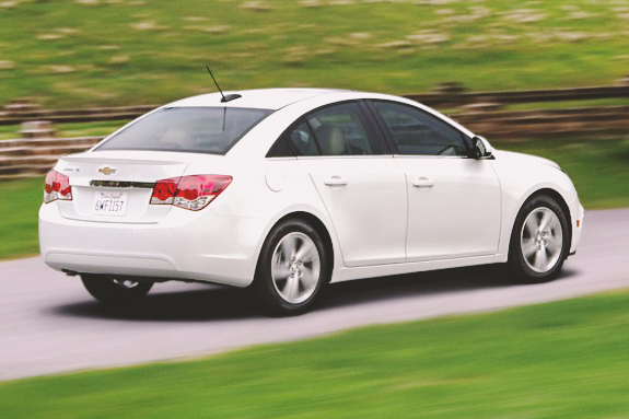2015 Chevy Cruze Redesign