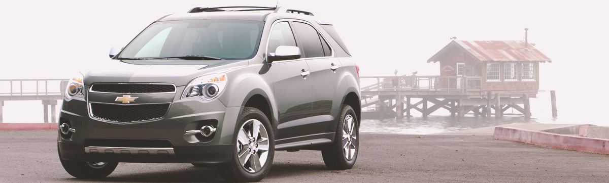 2015 Chevrolet Equinox - Buy a New Car Online