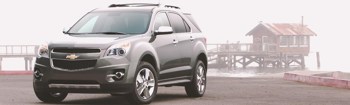 2015 Chevrolet Equinox - Buy a New Car Online