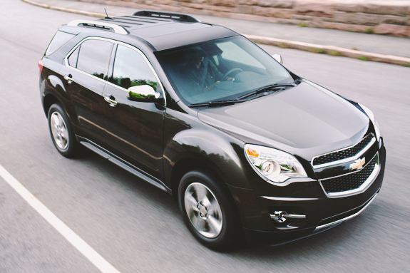 2015 Chevy Equinox vs. 2015 Ford Escape