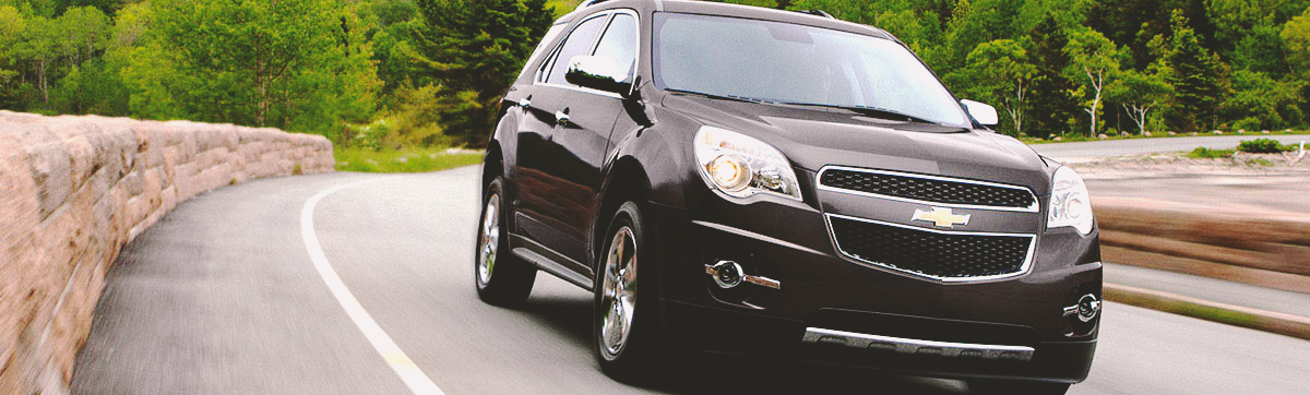 2015 Chevrolet Equinox Trims