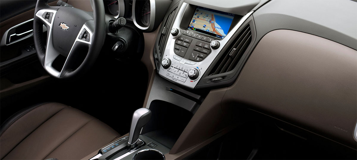 2015 Chevrolet Equinox Interior