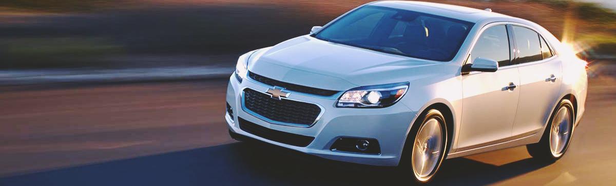 2015 Chevrolet Malibu - Buy a New Car Online