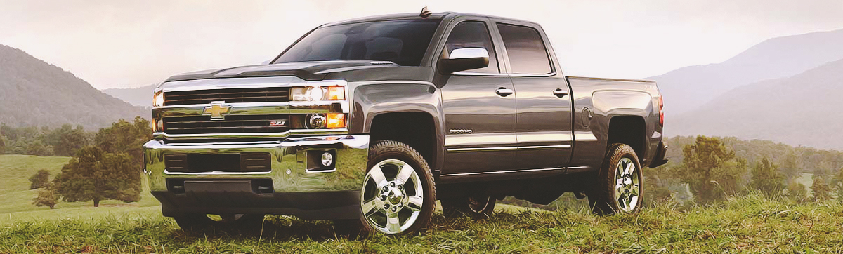 2015 Chevrolet Silverado - Buy New Trucks Online