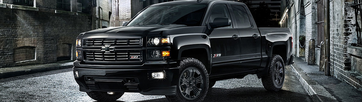 2015 Silverado Midnight Edition