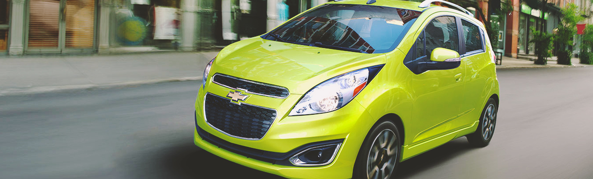 2015 Chevrolet Spark - Buy a New Car Online