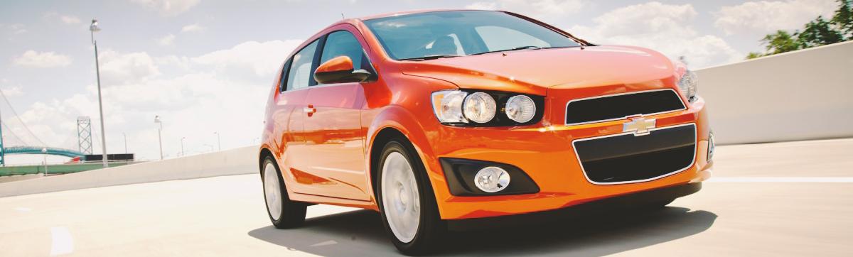 2015 Chevrolet Sonic - Buy a Car Online
