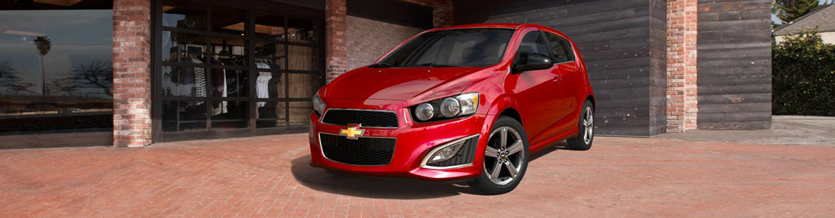 2015 Chevrolet Sonic RS vs. 2015 Ford Fiesta ST
