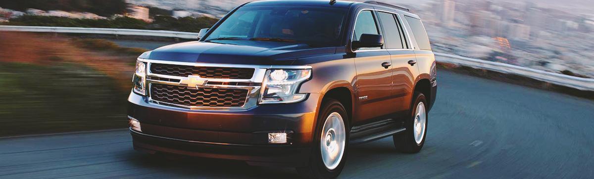 2015 Chevrolet Tahoe - Buy an SUV Online