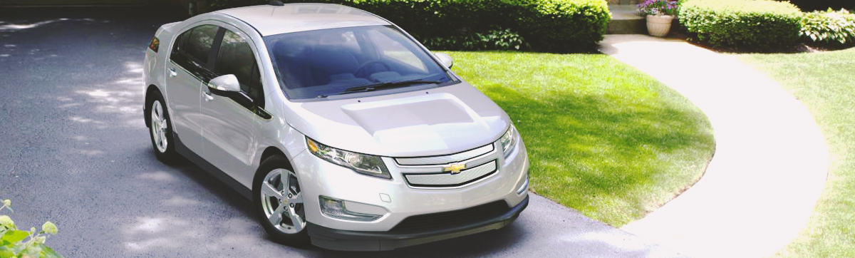 2015 Chevrolet Volt - Tax Incentives