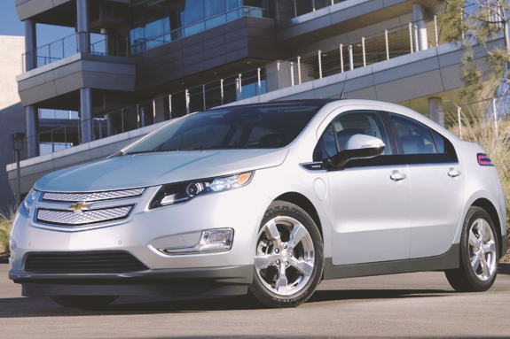 2015 Chevy  Volt - Saving Drivers Millions on Gas
