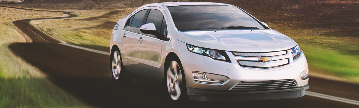 2015 Chevrolet Volt - Buy an Electric Car Online
