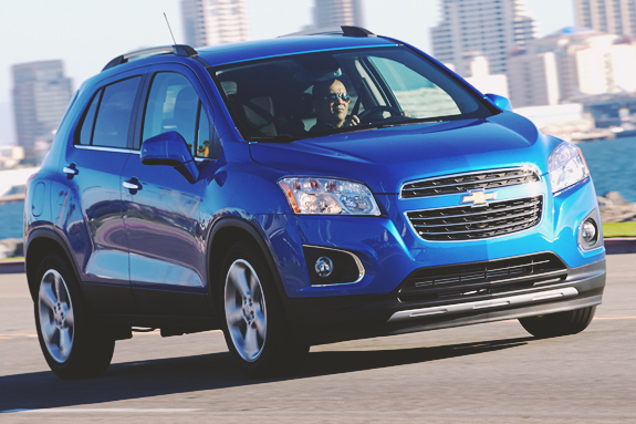 2015 Chevy Trax - Urban Crossover SUV