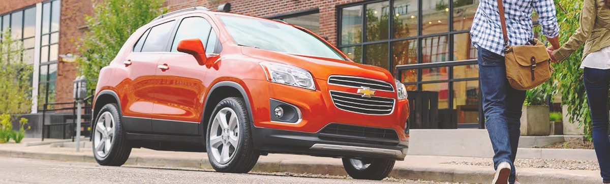 2015 Trax - Safety Features