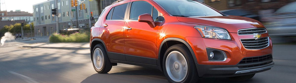 2015 Chevrolet Trax - Turbocharged Engine