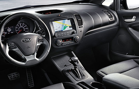 2015 Kia Forte - Interior Features