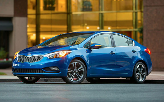 2015 Kia Forte vs. 2015 Honda Civic