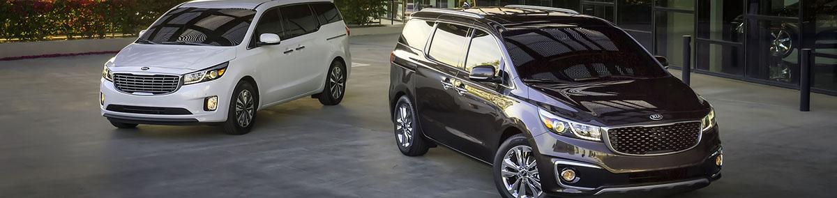 2015 Kia Sedona - Buy a Minivan Online