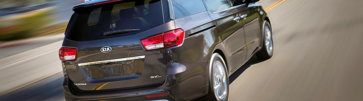 2015 Kia Sedona - SX Luxury Trim