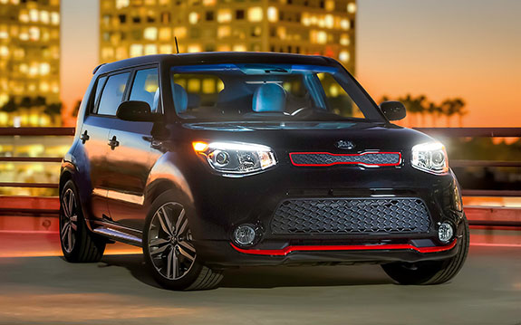 2015 Kia Soul - Red Zone 2.0 Special Edition