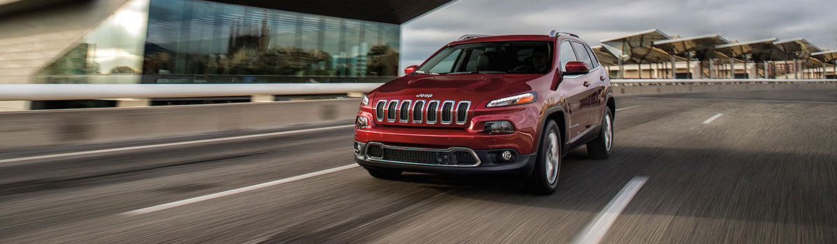 2015 Jeep Cherokee - Buy an SUV Online