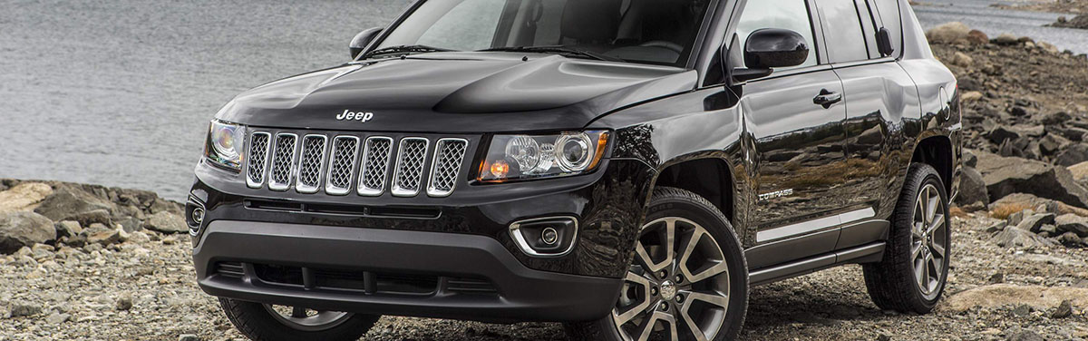 2015 Jeep Compass - Sport and High Altitude Trims