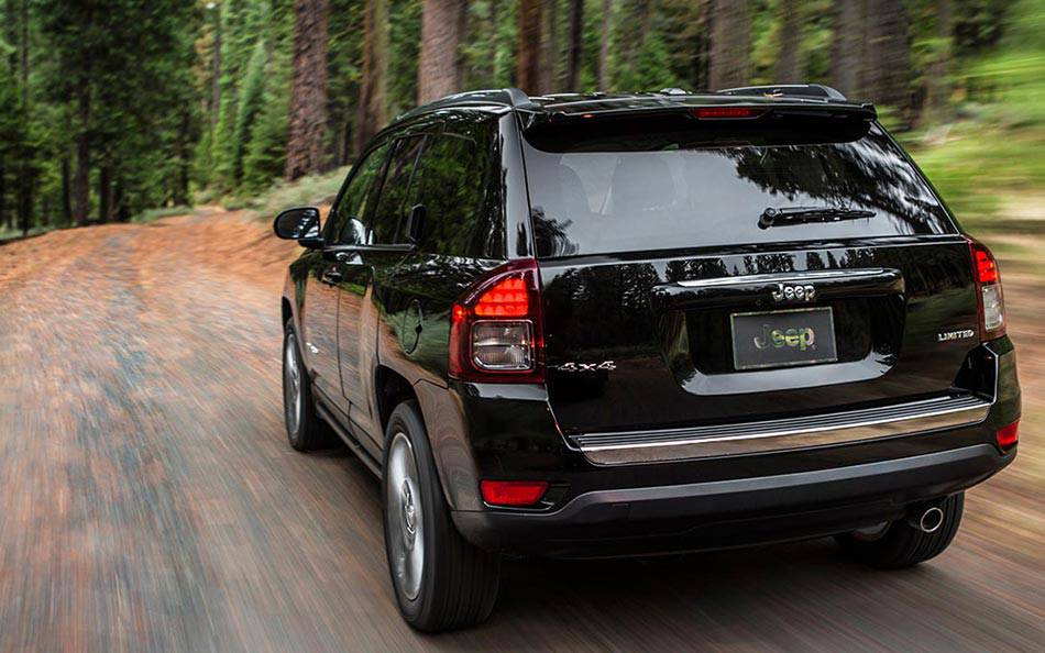 2015 Jeep Compass - Value