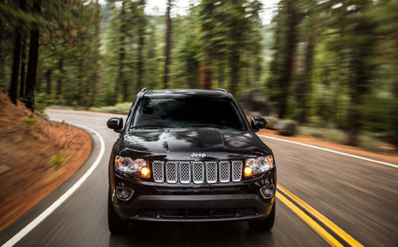 2015 Jeep Compass - Engine Options