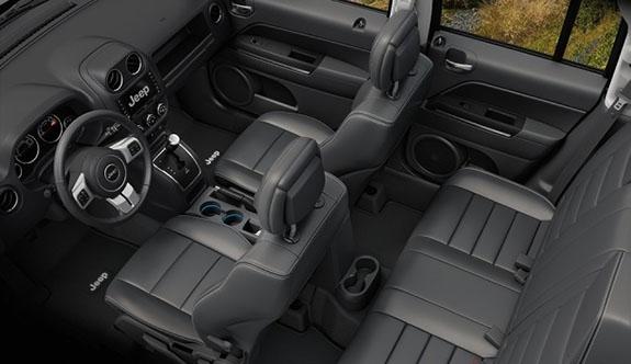 2015 Jeep Patriot - High Altitude Trim