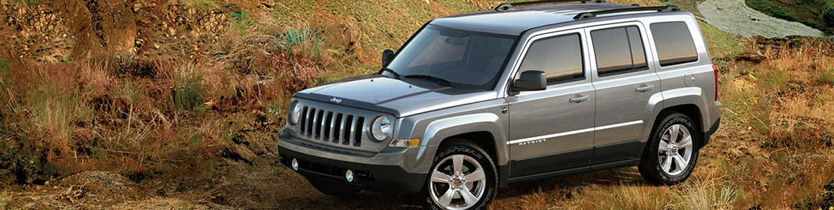 2015 Jeep Patriot - Buy Online