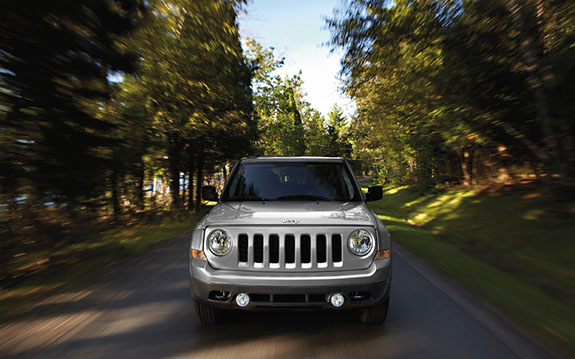 2015 Jeep Patriot Affordability - Price and Details