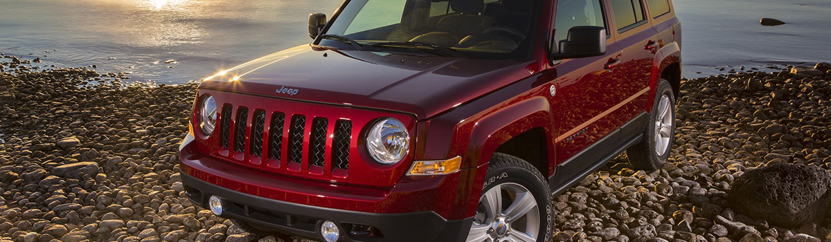 2015 Jeep Patriot - FWD vs. 4WD