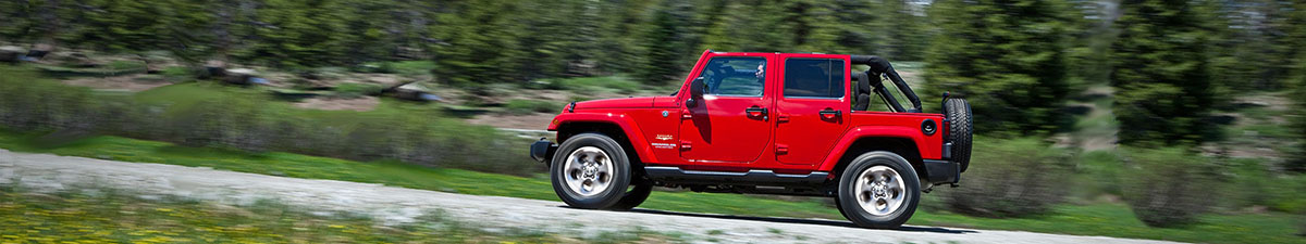 2015 Jeep Wrangler Unlimited - Buy a New Jeep Online