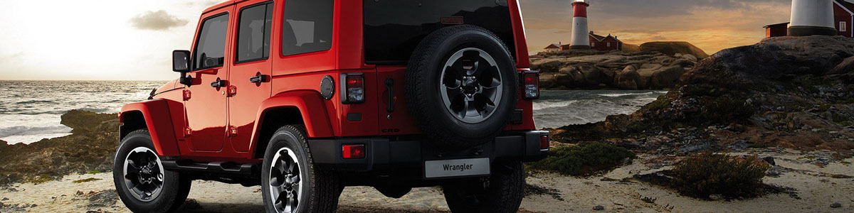 2015 Jeep Wrangler Unlimited - X Edition