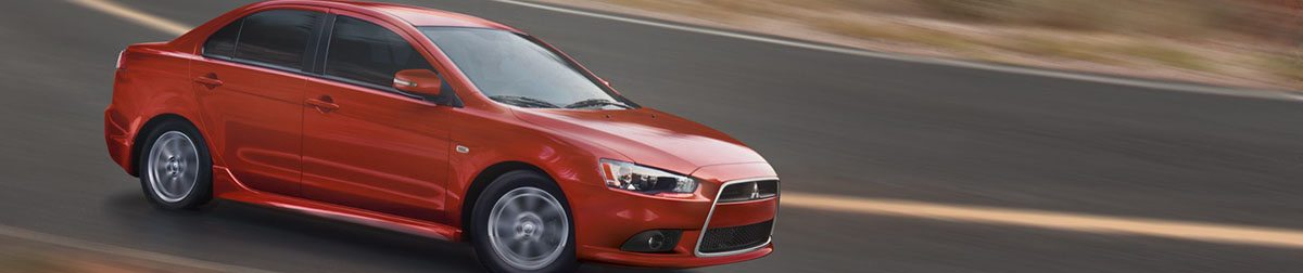 2015 Mitsubishi Lancer - Buy a New Car Online