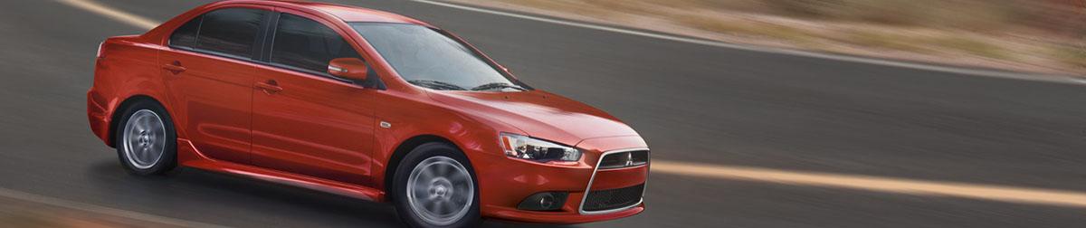 2015 Mitsubishi Lancer - Buy a New Car Online