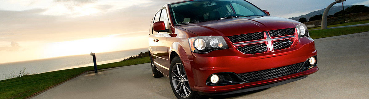 2015 Dodge Grand Caravan - Buy a Minivan Online