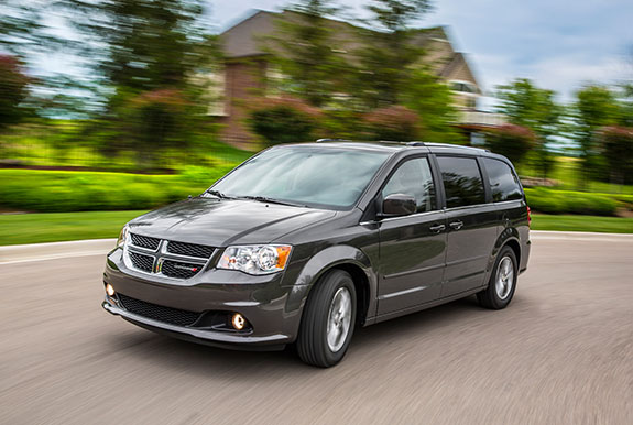 2015 Dodge Grand Caravan - The First Minivan