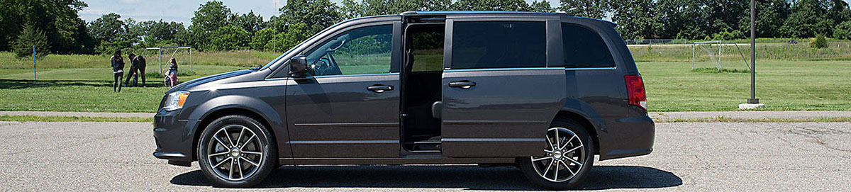 2015 Dodge Grand Caravan - Trims